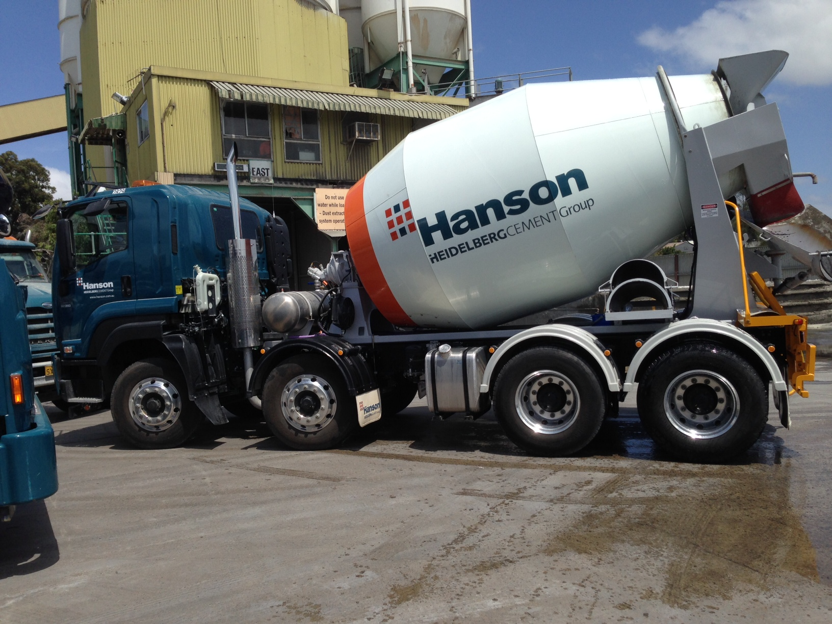 Concrete Truck Case Study Commercial Point Finance