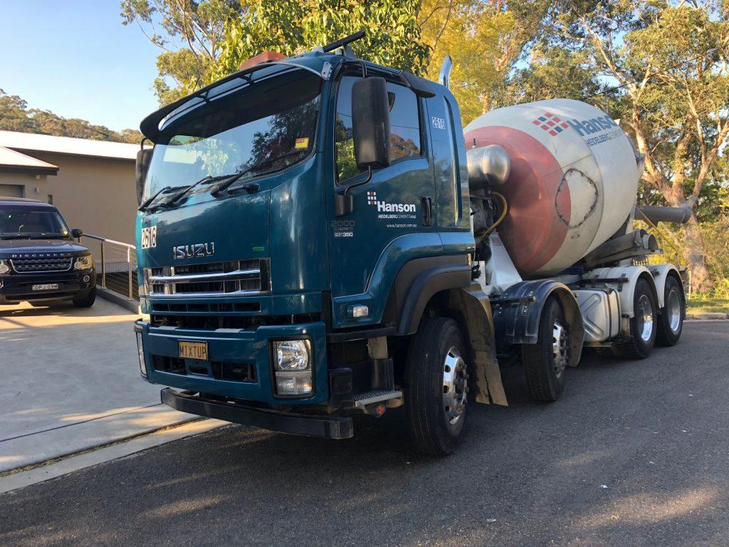 Concrete Truck Finance