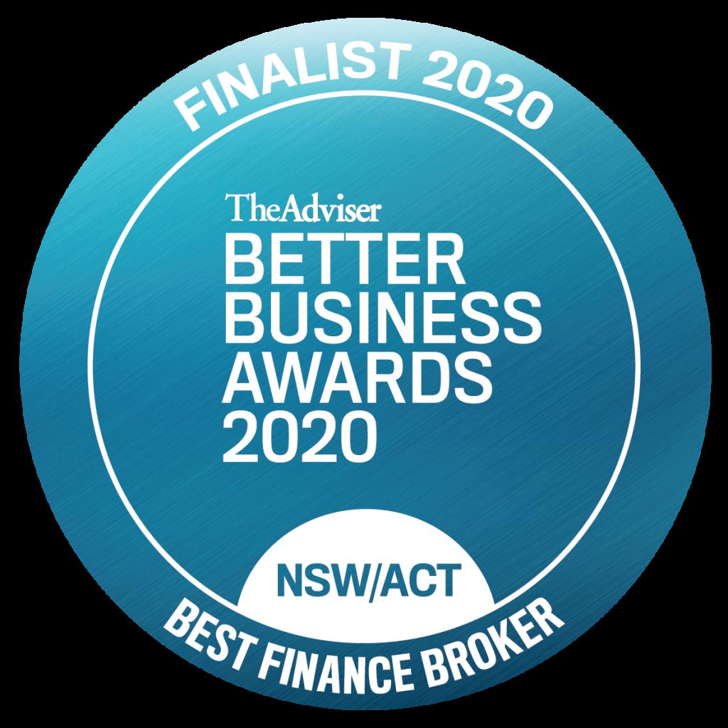 Finalist Best Finance Broker